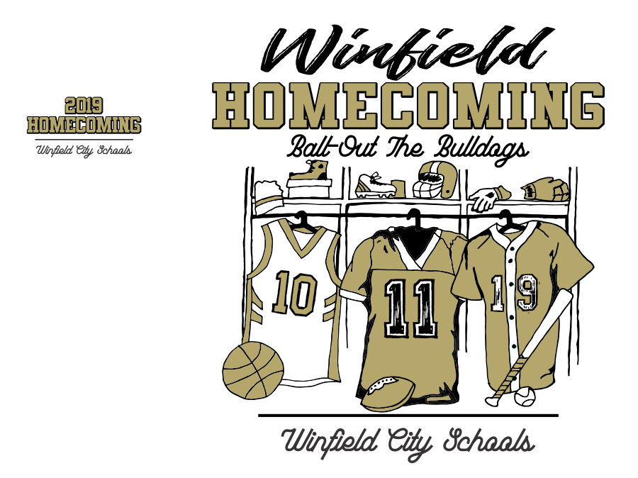 ORDER YOUR HOMECOMING GAME T-SHIRT TODAY!!!!