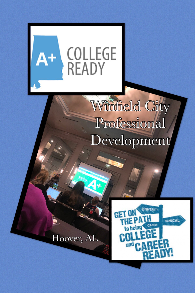 A+ College Ready Professional Development - Hoover Hyatt Regency  📚Learning More to Teach More📚#WeCareMORE #KnowYourWHY